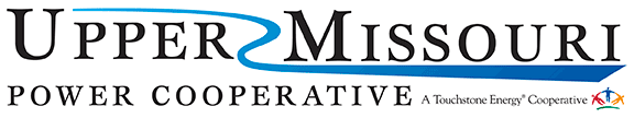 Upper Missouri Power Cooperative Logo